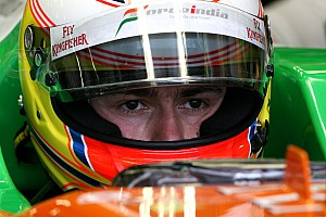 Force India German GP - Nurburgring Friday Practice Report