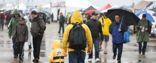 IndyCar Series Edmonton Friday Report