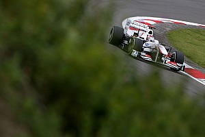 Sauber German GP - Nurburgring Qualifying Report