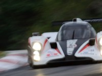 Muscle Milk AMR's Graf Lands ALMS Pole At Mosport
