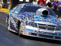 NHRA Series Denver Saturday Qualifying Report