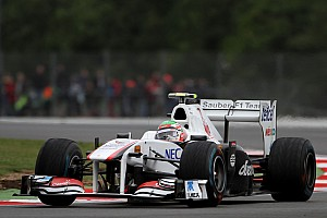 Sauber German GP - Nurburgring Race Report