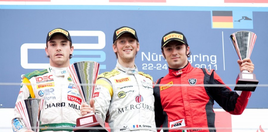 GP2 Nurburgring Sprint Race Press Conference