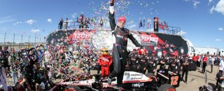 IndyCar Will Power Takes IndyCar Win At Edmonton