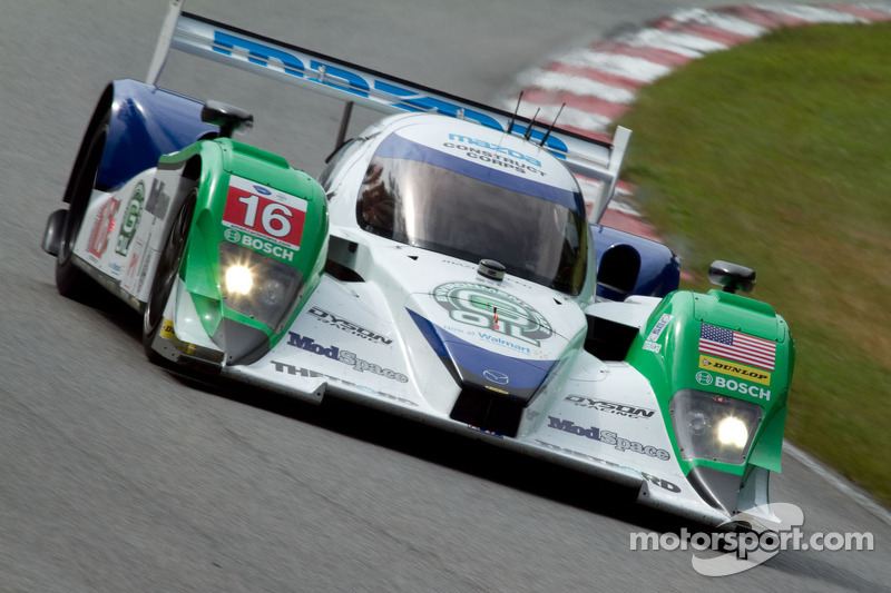 Dyson Racing Mosport Race Report
