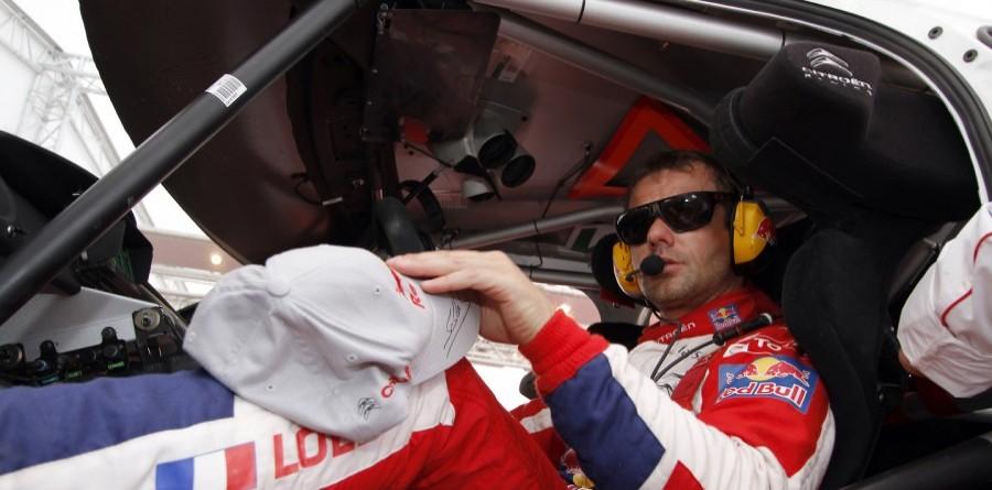 Citroen Team Look To Continue Winning Streak For Rally Finland