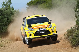 M-Sport Stobart Ford Heads For Rally Finland