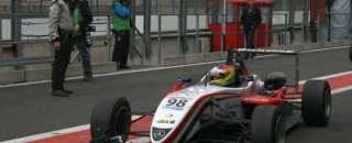 BF3 Merhi Dominated Final FIA / British F3 Combined Race At Spa