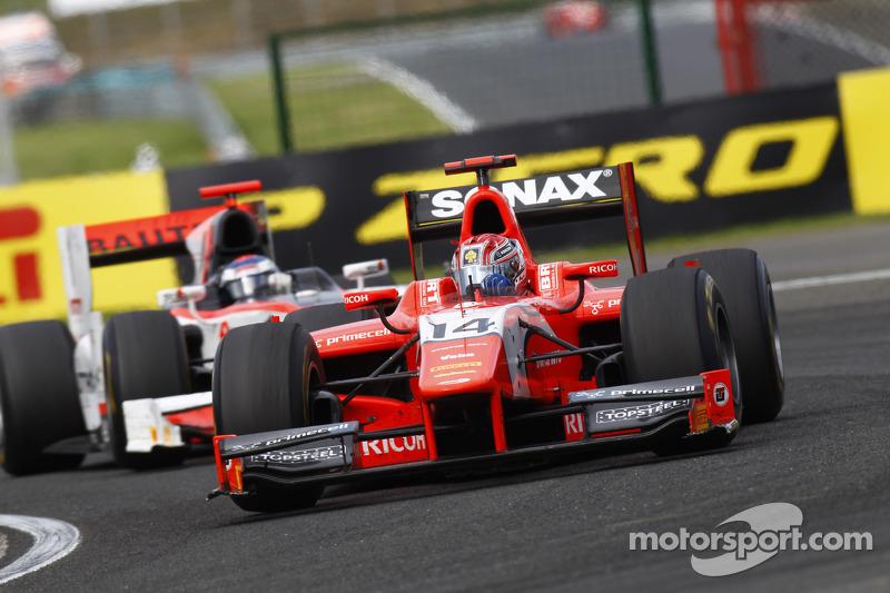 Arden Budapest Race 1 Report