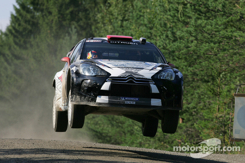 Citroen Racing Tech Rally Finland Event Summary
