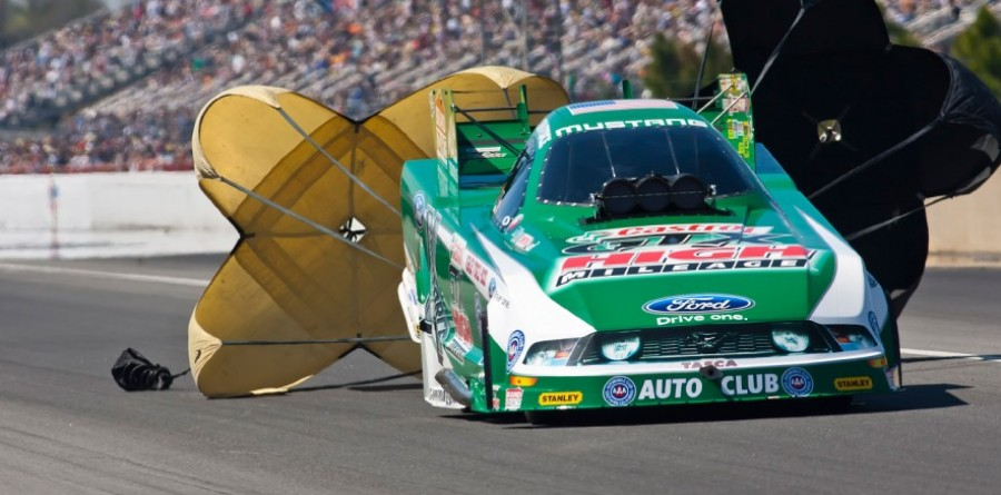 John Force Sets All-Time NHRA Qualifying Record At Sonoma