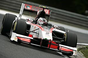 Rapax Team Budapest Race 1 Report