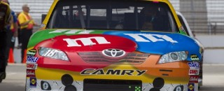 NASCAR Sprint Cup Kyle Busch Heads To Pocono For Second NASCAR Cup Event