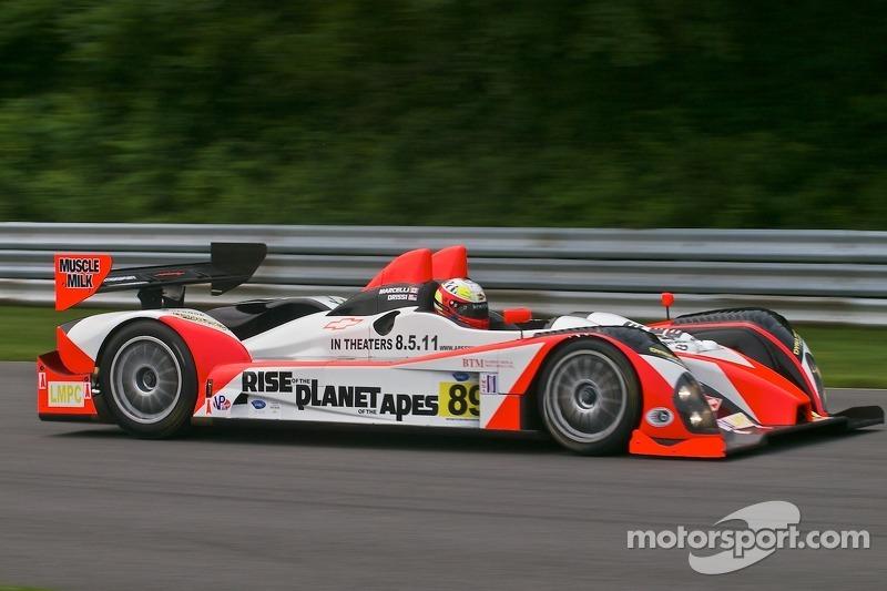 Intersport Racing Looking Forward To Mid-Ohio