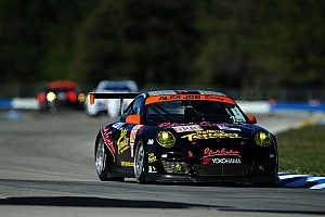 Alex Job Racing Mid-Ohio Qualifying Report