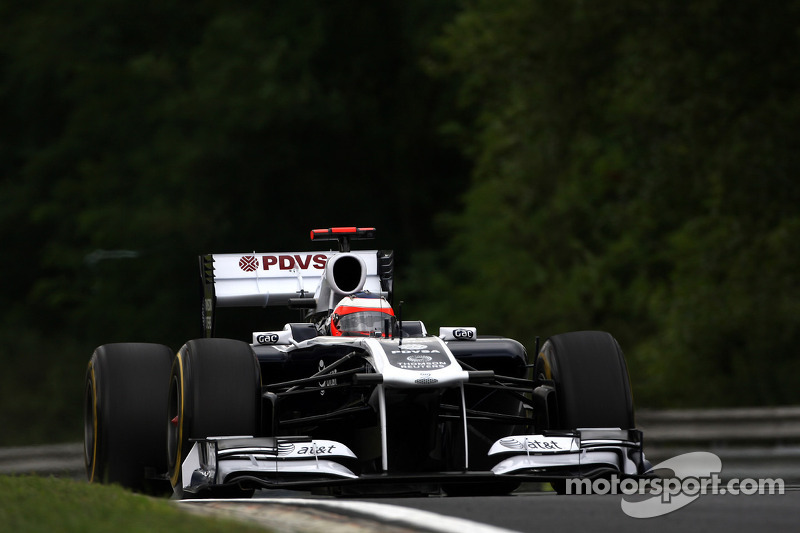 Barrichello Willing To Sign New Williams Deal