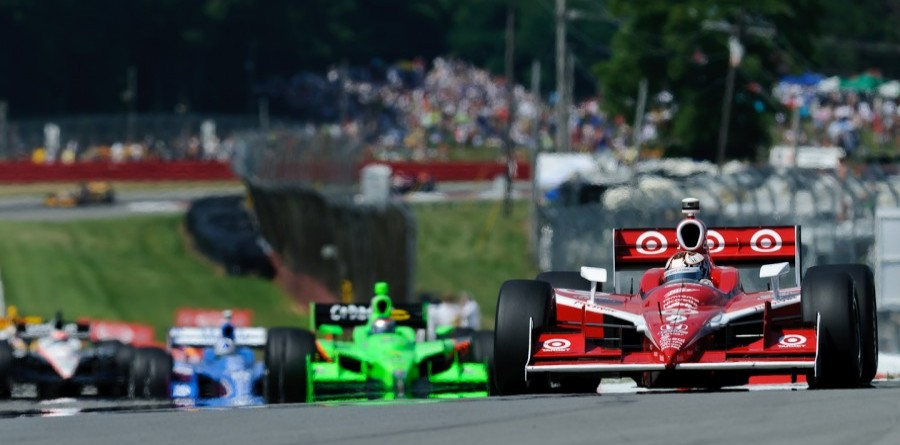 Chip Ganassi Racing Happy With IndyCar 1-2 At Mid-Ohio