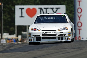 NASCAR Sprint Cup Ron Fellows ready for Watkins Glen weekend