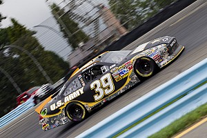 Ryan Newman Watkins Glen race report