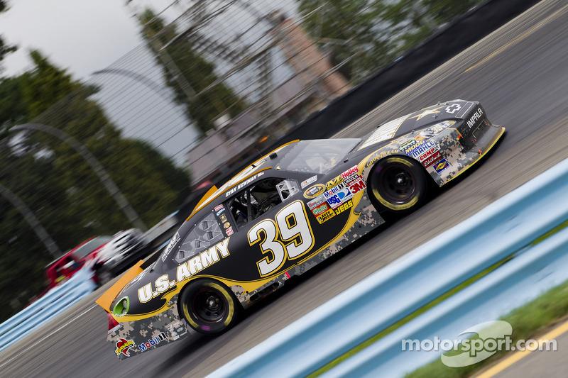 Ryan Newman Watkins Glen race report