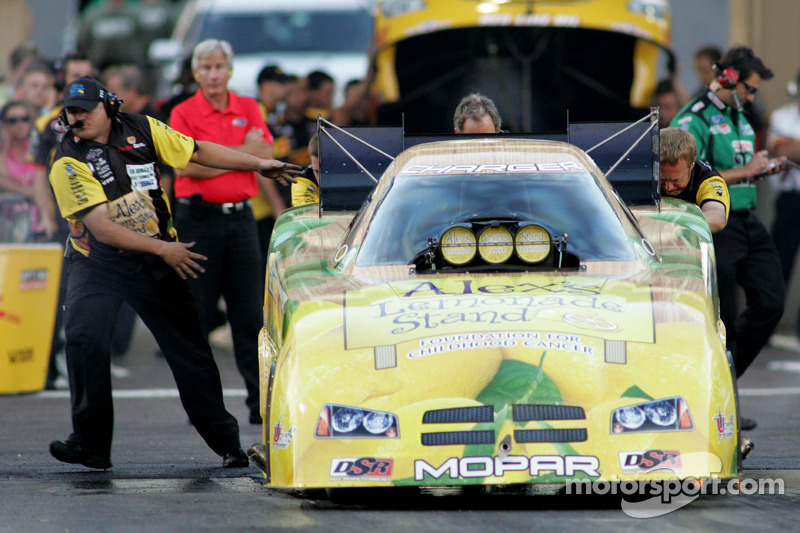 Gray looks for countdown spot at Brainerd