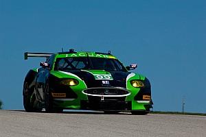 ALMS JaguarRSR Road America qualifying report