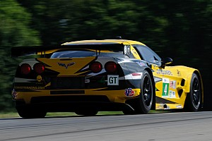 Oliver Gavin Road America qualifying report