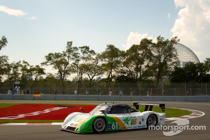 AIM Autosport Montreal qualifying report