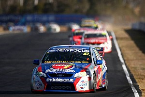 Supercars Stone Brothers Racing Ipswich 300 Saturday report