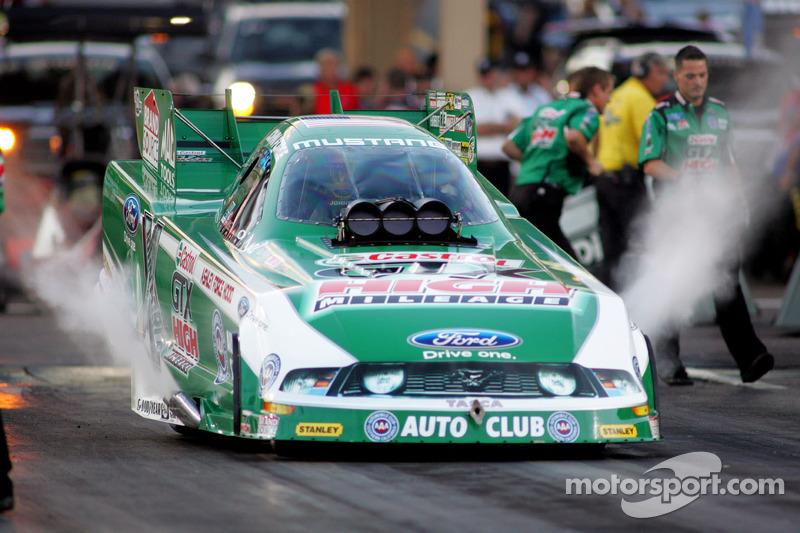 John Force Racing Brainerd final report