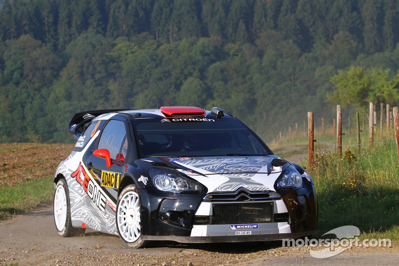Citroen RT Rally Deutschland summary