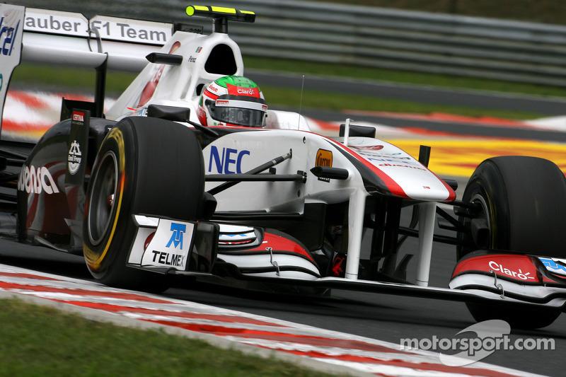 Sauber drivers looking forward to Belgian GP at Spa