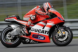 MotoGP Ducati Indianapolis GP Friday Report