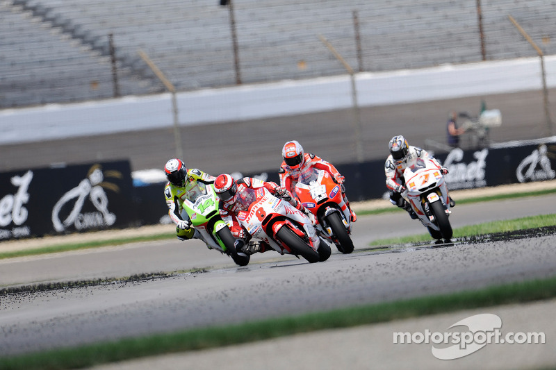 Aspar Indianapolis GP race report