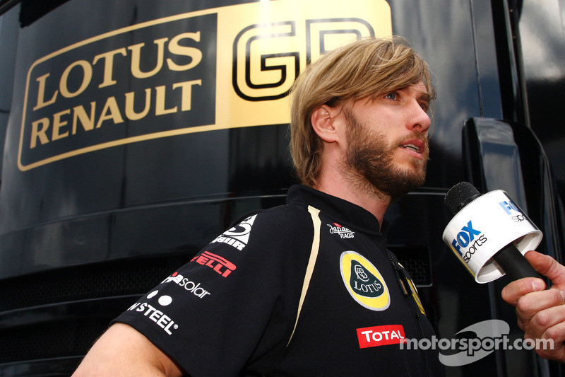 'Emotional' Heidfeld reaction 'surprised' Renault