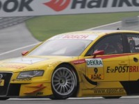 Rockenfeller takes maiden pole at Brands Hatch