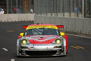 ALMS Flying Lizard Motorsports Baltimore qualifying report