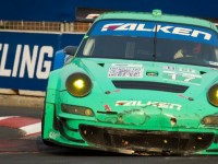 Team Falken Tire wins GT class at Baltimore