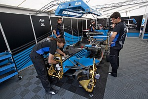 GP2 Ocean Racing Tech heads to Monza finale