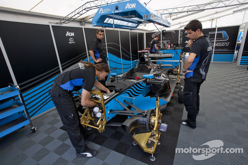 Ocean Racing Tech heads to Monza finale