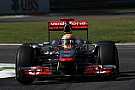 Pirelli Italian GP - Monza Friday practice report