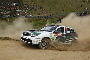 Hayden Paddon Rally Australia leg 1 summary