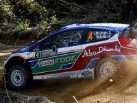 Latvala holds lead after day two of Rally Australia