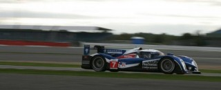 Le Mans Peugeot takes third pole of the season at Silverstone