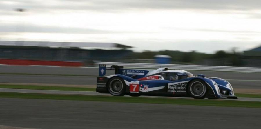 Peugeot takes third pole of the season at Silverstone
