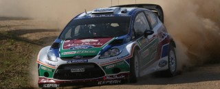 Hirvonen leads Ford 1-2 finish in Rally Australia