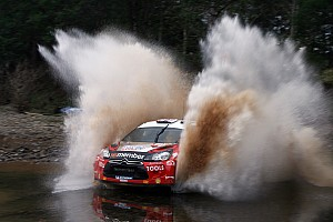 Citroen Racing Tech Rally Australia final leg summary