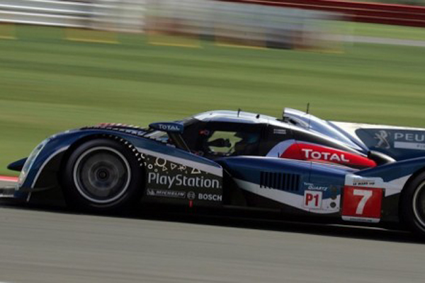 Peugeot extends points lead with Silverstone victory