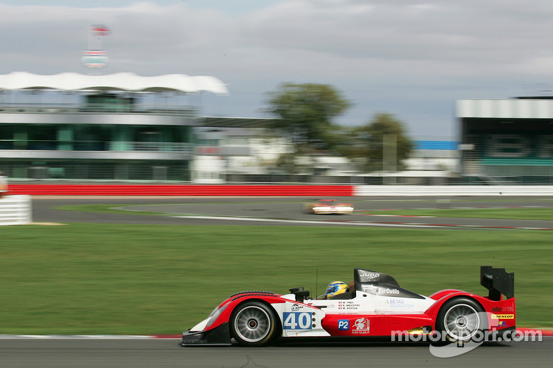 ORECA 03s Silverstone race report