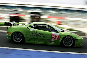 Krohn Racing Silverstone race report